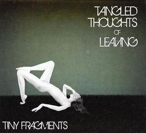Tangled Thoughts Of Leaving - Tiny Fragments CD (album) cover