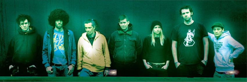 WELTRAUM image groupe band picture
