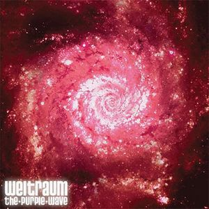 Weltraum - The Purple Wave CD (album) cover