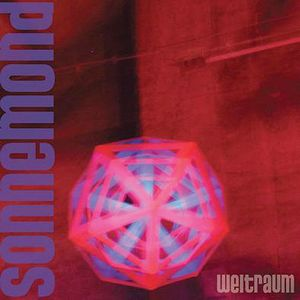 Weltraum - Sonnemond CD (album) cover