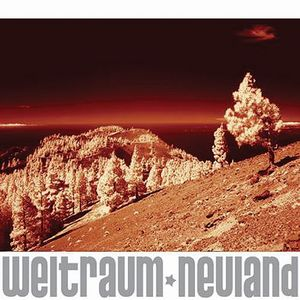 Weltraum - Neuland CD (album) cover