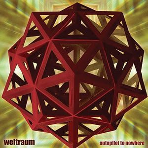 Weltraum - Autopilot To Nowhere CD (album) cover