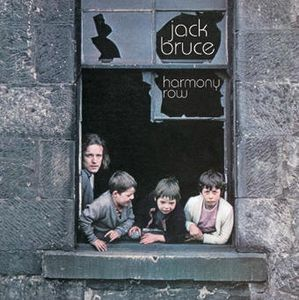 Jack Bruce - Harmony Row CD (album) cover