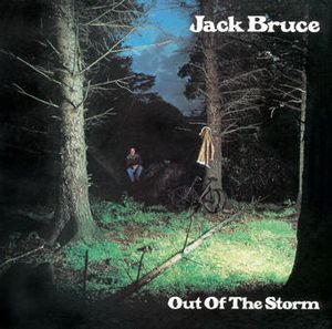 Jack Bruce - Out Of The Storm CD (album) cover