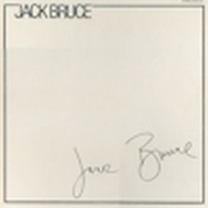 Jack Bruce - Jack Bruce CD (album) cover