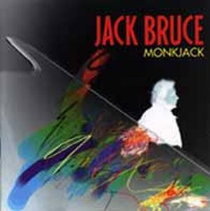Jack Bruce - Monkjack CD (album) cover