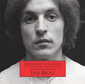 Jack Bruce - Rope Ladder To The Moon CD (album) cover