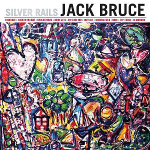 Jack Bruce - Silver Rails CD (album) cover