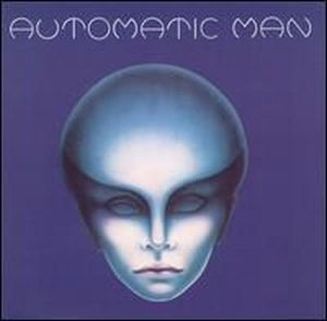 Automatic Man - Automatic Man CD (album) cover