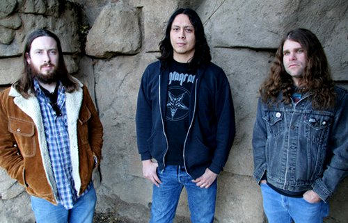 EARTHLESS image groupe band picture