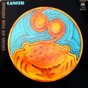 MORT GARSON - Signs Of The Zodiac: Cancer CD album cover