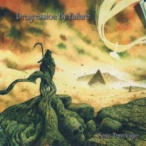 Progression By Failure - Sonic Travelogue CD (album) cover