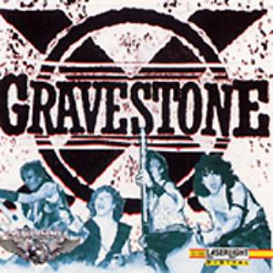 Gravestone - Gravestone CD (album) cover