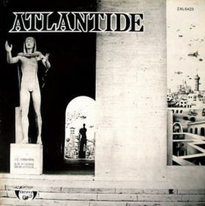 Atlantide - Atlantide CD (album) cover