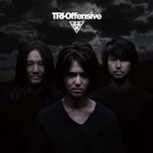 Trio Offensive - Tri-offensive CD (album) cover