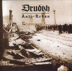 Drudkh - Anti-urban CD (album) cover