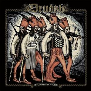 Drudkh - Eastern Frontier In Flames CD (album) cover