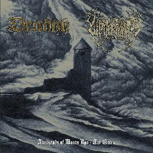 Drudkh - Thousands Of Moons Ago / The Gates CD (album) cover