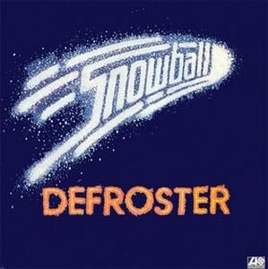 Snowball - Defroster CD (album) cover
