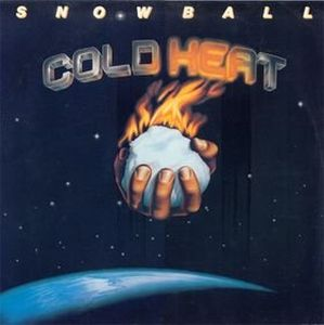Snowball - Cold Heat CD (album) cover