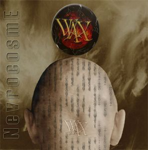 Awax - Nevrocosme CD (album) cover