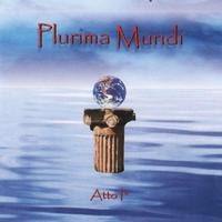 Plurima Mundi - Atto I CD (album) cover