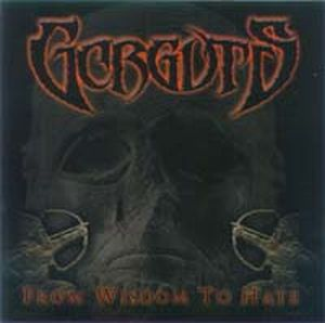 Gorguts - From Wisdom To Hate CD (album) cover