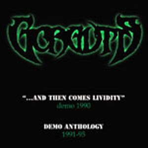 Gorguts - Demo Anthology CD (album) cover