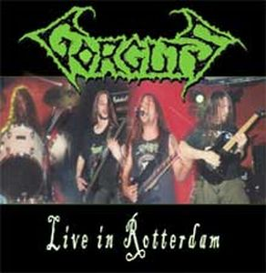 Gorguts - Live In Rotterdam CD (album) cover
