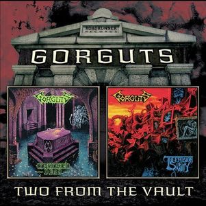 Gorguts - Considered Dead/the Erosion Of Sanity CD (album) cover