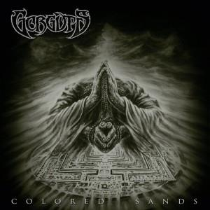 Gorguts - Colored Sands CD (album) cover
