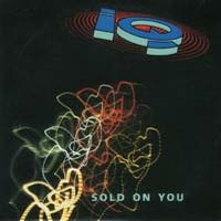 IQ - Sold On You (EP) CD album cover