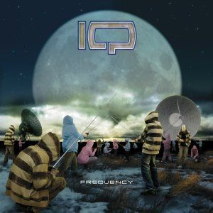 IQ - Frequency CD album cover