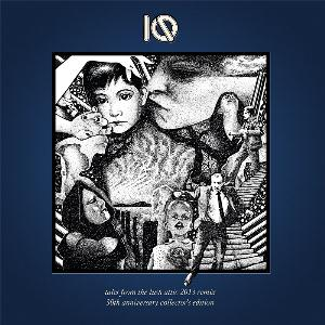 IQ - Tales From The Lush Attic 2013 Remix CD album cover