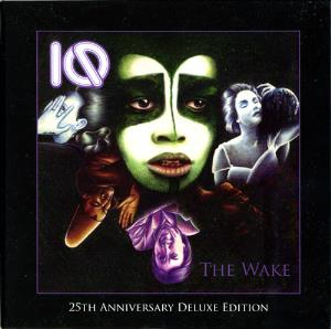 Iq - The Wake 2010 Remaster CD (album) cover
