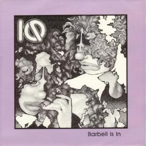 Iq - Barbell Is In CD (album) cover
