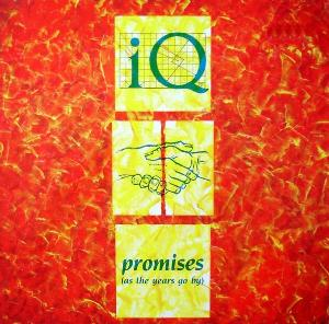 IQ - Promises (as The Years Go By) CD album cover