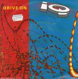 Iq - Drive On CD (album) cover