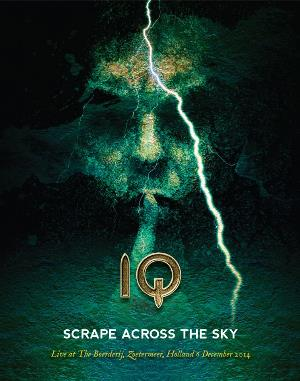 Iq - Scrape Across The Sky DVD (album) cover
