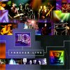 IQ - For Ever Live CD album cover