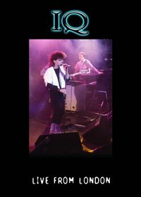 Iq - Live From London DVD (album) cover