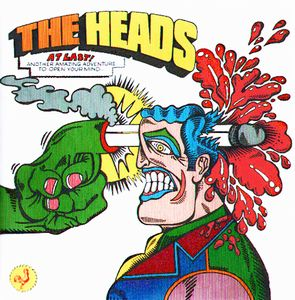 The Heads - At Last CD (album) cover
