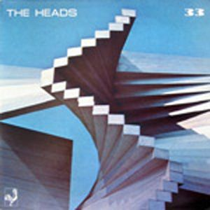 The Heads - 33 CD (album) cover