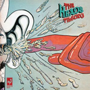The Heads - Tilburg CD (album) cover