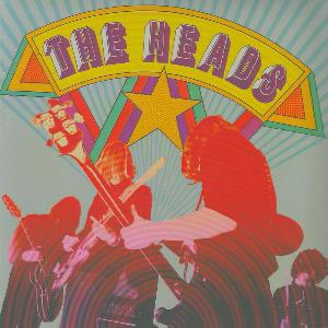 The Heads - Inner Space Broadcasts Vol 2 CD (album) cover