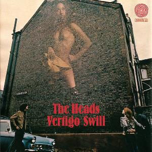 The Heads - Vertigo Swill CD (album) cover