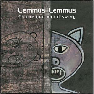LEMMUS LEMMUS - Chameleon Mood Swing CD album cover