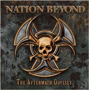 Nation Beyond - The Aftermath Odyssey CD (album) cover