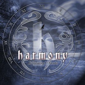 Harmony - Dreaming Awake CD (album) cover