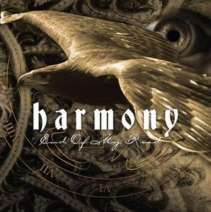 Harmony - End Of My Road CD (album) cover